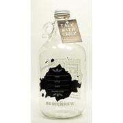 Catamount Glass Ink Blot Chalkboard Decorative Bottle