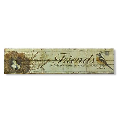AdecoTrading ''Friends'' Wall D cor