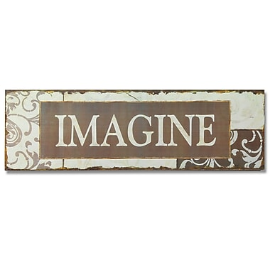 AdecoTrading ''Imagine'' Wall D cor