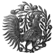 BeyondBorders New Rooster Wall Decor