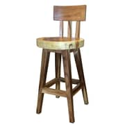 ChicTeak Costa Mesa 30'' Bar Stool