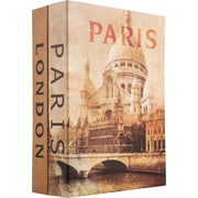 Barska Paris and London Cash Box w/ Key Lock
