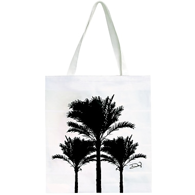 Sunlily Colour Changing Tote Bag, Palm Tree (UVTOTE-PLM)