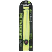 Fitlite Active Lifestyle Lighted Neon Waist Pouch, Yellow (FIT-LITEYW)