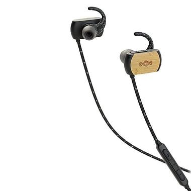 Marley - Écouteurs intra-auriculaires BT Voyage EM-FE053-SB, noir