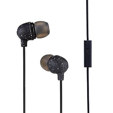 Marley - Écouteurs intra-auriculaires Little Bird EM-JE061-BK, noir