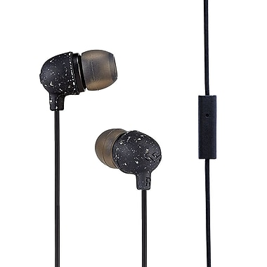 Marley EM-JE061-BK Little Bird In-Ear Headphones, Black