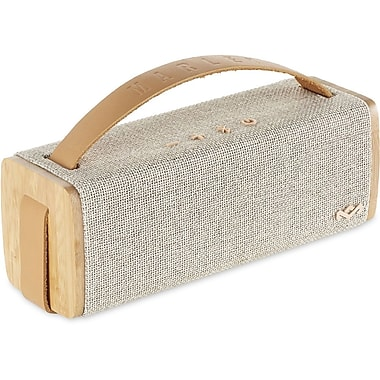 Marley - Haut-parleur portatif BT Riddim EM-JA012-NL, ton naturel