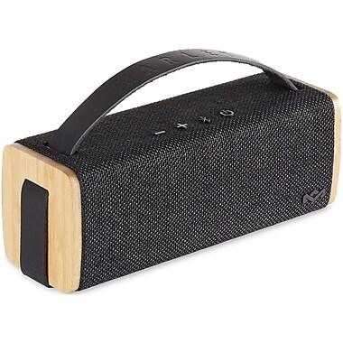 Marley - Haut-parleur portatif BT Riddim EM-JA012-SB, noir signature