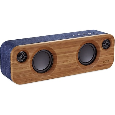 Marley EM-JA013-DN Get Together Mini Portable Audio Speaker, Denim