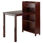 Winsome Tyler Table & Storage, Walnut (94742)