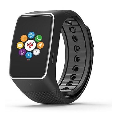 MyKronoz – Montre connectée ZeWatch4 avec paiement sans contact NFC, noir