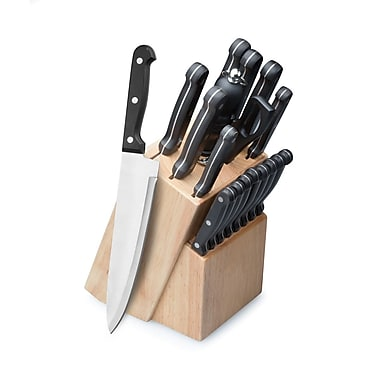 For The Chef 14 Piece Block Set