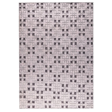 M.A. Trading Pomona Hand-Woven Gray Area Rug; 9' x 12'