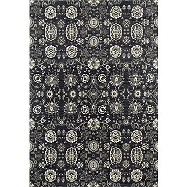Art Carpet Maison Dark Gray Area Rug; Runner 2'2'' x 7'7''