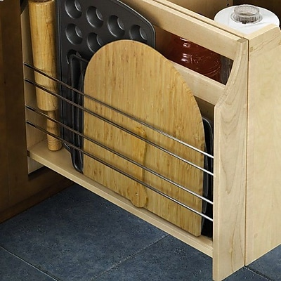Cooler Kitchen Bamboo Paddle Non-Stick Pizza Lifter