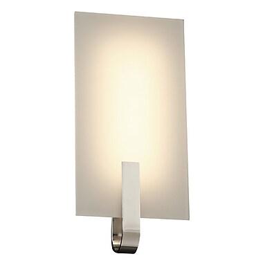 PLC Lighting Kent 1-Light LED Flush Mount