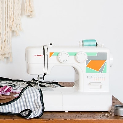 Janome Janome MOD-15 Easy-to-Use Basic Sewing Machine
