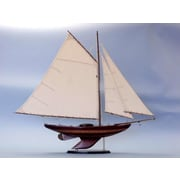 Handcrafted Nautical Decor Old Ironsides Sloop Model Ship