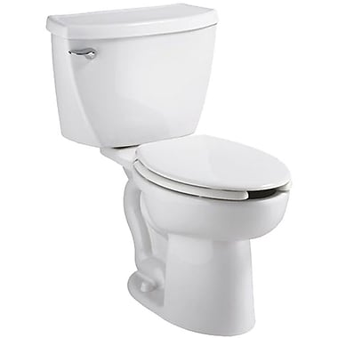 American Standard Cadet Right Height 1.6 GPF Elongated Two-Piece Toilet