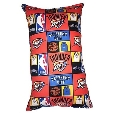 Lillowz NBA Oklahoma City Thunder 100pct Cotton Lumbar Pillow