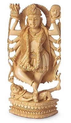 Novica Kali, Goddess of Destruction Sculpture