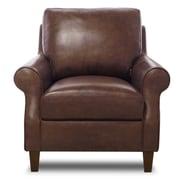 Luke Leather Rachel Arm Chair