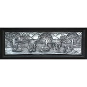 Novica Life in the Country Aluminum Repousse Panel Wall D cor
