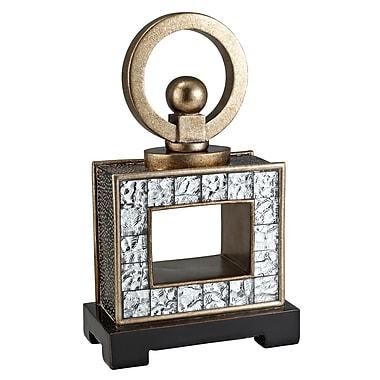 OK Lighting Mirror Tiles Decorative Box