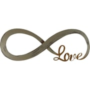 Letter2Word Infinite Love Wall D cor