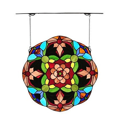 Meyda Tiffany Jeff Cohen Mandala Design Wall D cor
