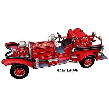 Cheungs Decorative 1920's Fire Truck