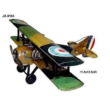 Cheungs Decorative 1918 Aviation Military Plane