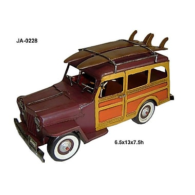 Cheungs Decorative 1948 Woody Car