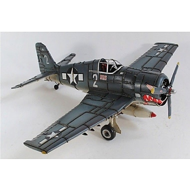 Cheungs Model 1944 Hellcat Carrier Fighter Plane