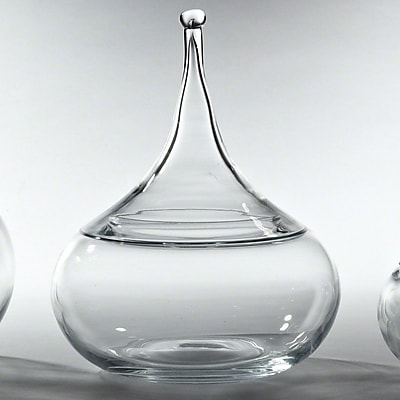 Global Views Droplet Sculpture; Medium (WYF078280014667) photo