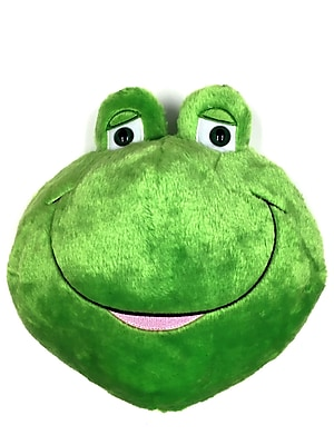 King Max Products Whimsy Frog Plush Wall D cor