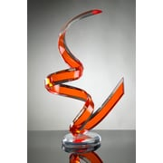 Muniz Naja Acrylic Sculpture