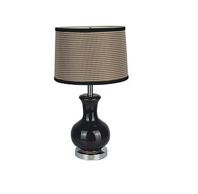 Major-Q Glossy Vase 24'' Table Lamp