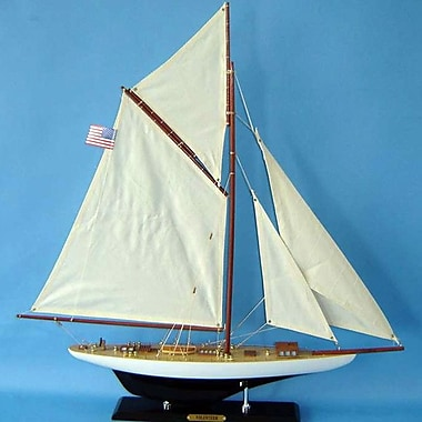 Handcrafted Nautical Decor Volunteer Limited Model Ship