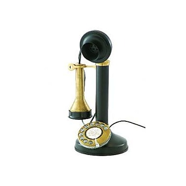 Modern Day Accents Old Fashioned Telephone Sculpture