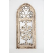 MyAmigosImports Creek Architectural Window Wall D cor; White
