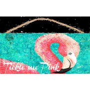 My Island Flamingo Wall Decor