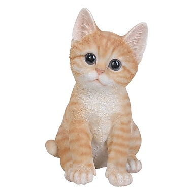 Hi-Line Gift Ltd. Seated Kitten Figurine