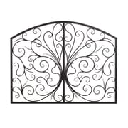 BayAccents Metal Scroll Complex Panel Wall Decor
