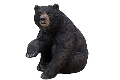 Hi-Line Gift Ltd. Seated Bear Statue