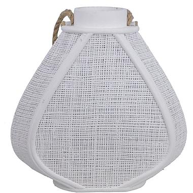 Fantastic Craft Decorative Heart Lantern; Cream
