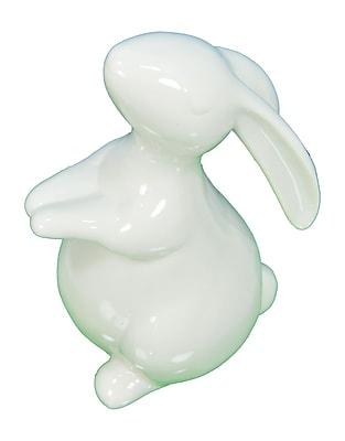 Fantastic Craft Praying Bunny Figurine; 8'' H x 5.3'' W
