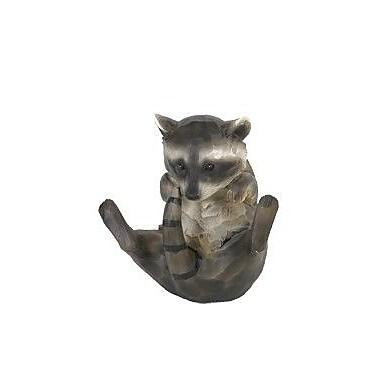 Fantastic Craft Hanging Raccoon Figurine