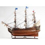 Old Modern Handicrafts Royal Louis E.E. Model Boat